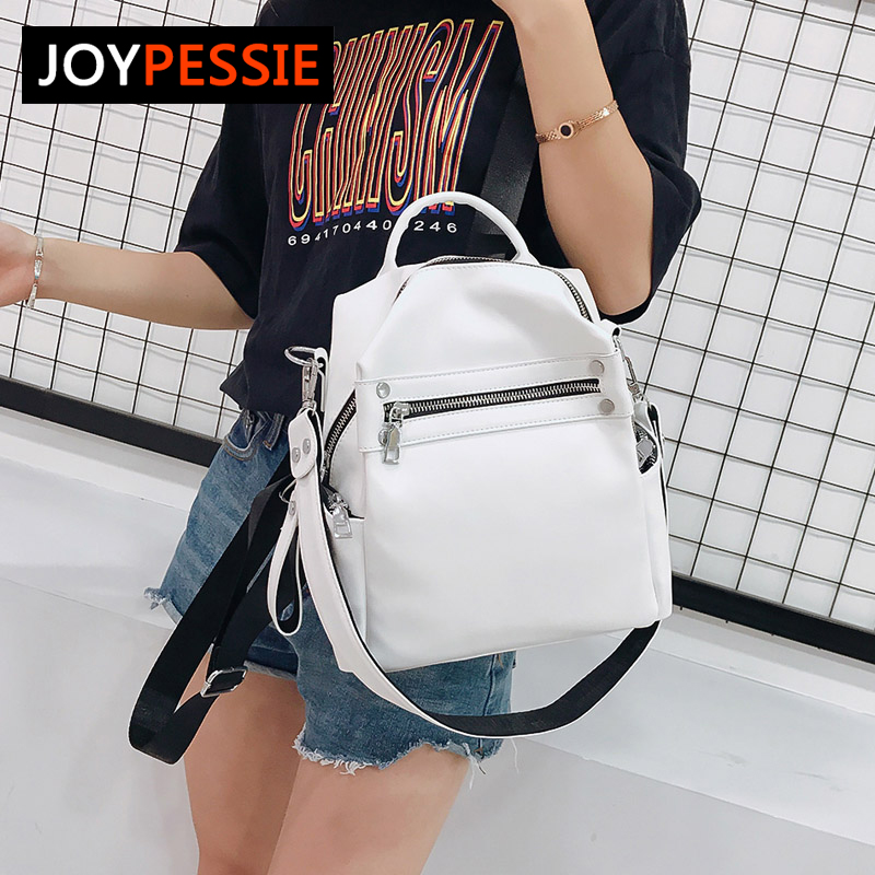 Women Backpack Female 2018 New Shoulder Bag Multi purpose Casual Fashion Ladies Small Backpack Travel Bag Women Backpack Female 2018 New Shoulder Bag Multi-purpose Casual Fashion Ladies Small Backpack Travel Bag For Girls Backpack