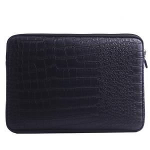 Waterproof Leather Laptop Slee