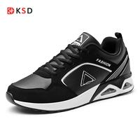 Man Running Sneakers Black Blue Mens Tracking Sneakers Spring Autumn Gym Trainer Shoes Men Comfortable Sneakers For Male 49 50