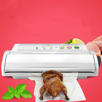 Vacuum Food sealer packaging machine small domestic sealing commercial ma