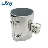 LJXH 85x40mm/85x45mm/85x50mm/85x55mm aço Inoxidável Mica Aquecedor Banda Elemento de Aquecimento Elétrico 220V 320 W/360 W/400 W/440 W|element|element heater|  -