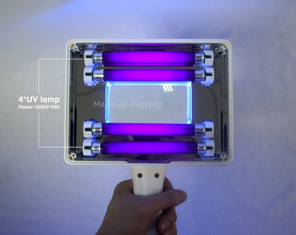 Easy to Use Skin Care Analyzer UV Light Woods Lamp Facial Analyzer with CEEasy to Use Skin Care Analyzer UV Light Woods Lamp Facial Analyzer with CE