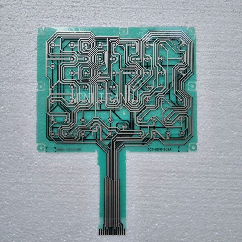 New For A02B0281-C125TBR Key Panel Free Shipping