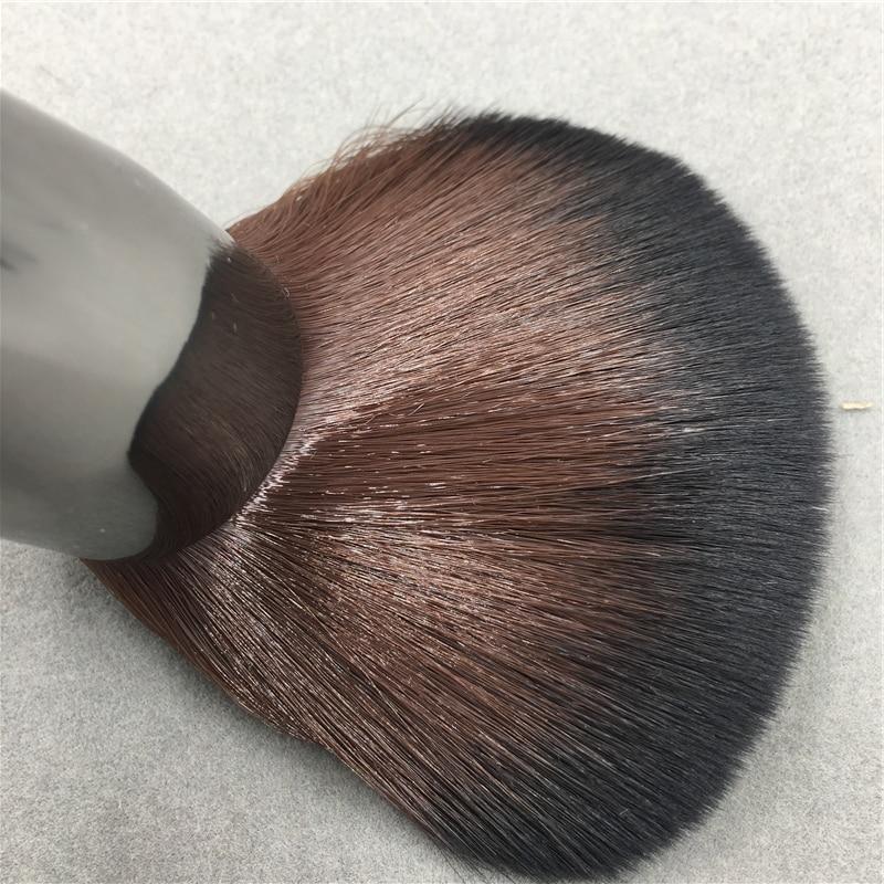Brand Natural Wood Handle Synthetic Hair Big Dense Powder Brush NO.130 Professional Makeup Tool & Accessories