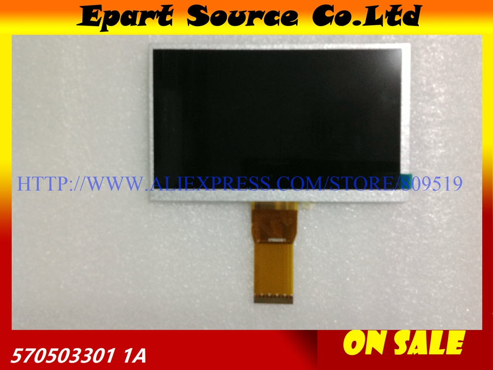 A+ 7inch Tablet PC 800*480 LCD Screen 7300101466 E231732 /7300130409/570503301 LCD Display