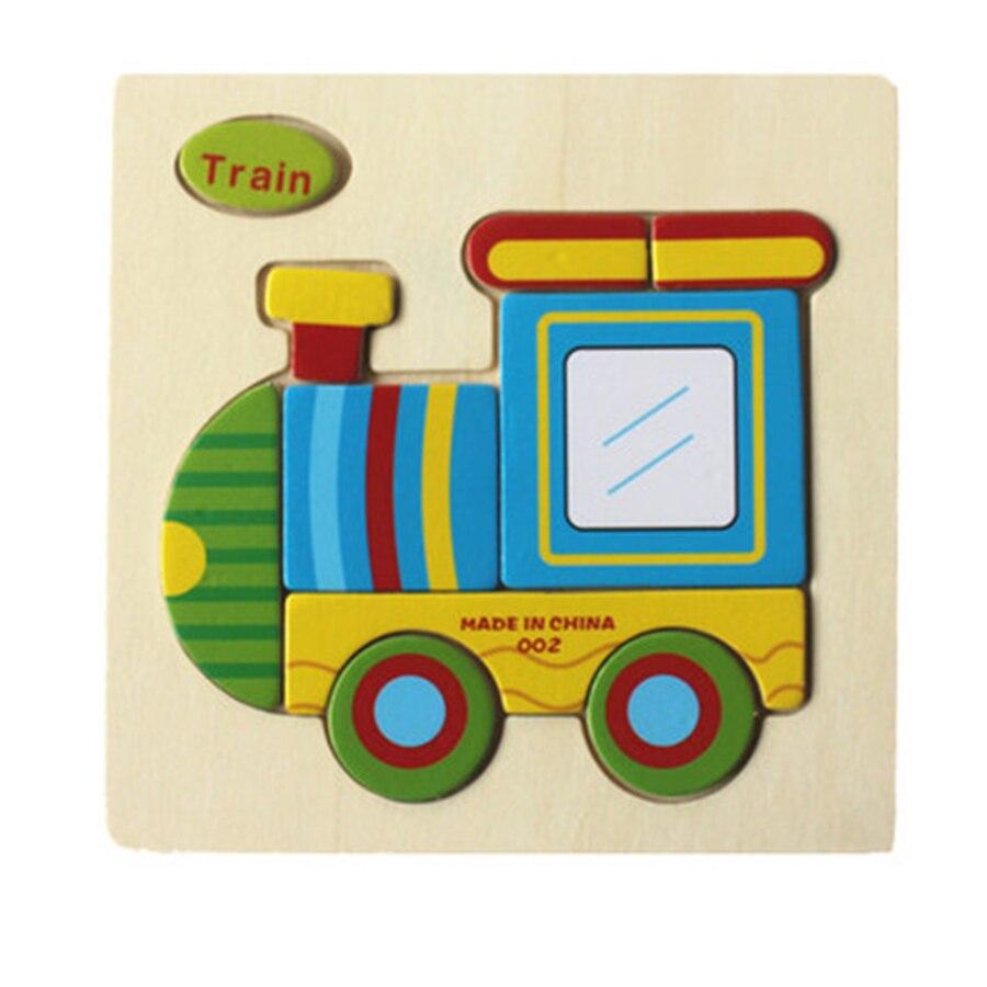 Christmas Tree Tangram: Puzzles For Children 3 Years Tangram Wooden Jigsaw
