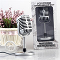 1Set Audio Professional Condenser Microphone Studio Sound Recording Shock Mount Hot Worldwide
