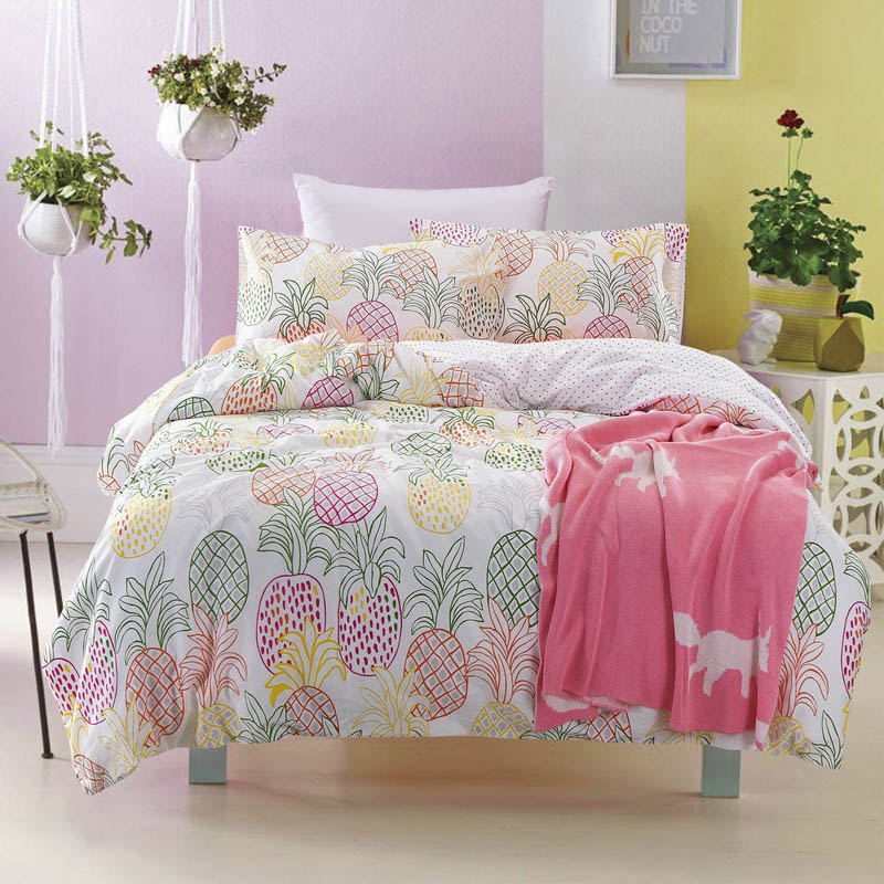 2017 New Bedding Set Duvet Cover Sets Bed Sheet European Style Adults Kids Bedroom Sets Queen