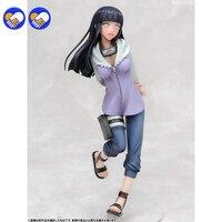 A zabawki sen 20 cm Instock Naruto Naruto Hyuuga Hinata Brelok Action Figures Anime brinquedos PVC klocki