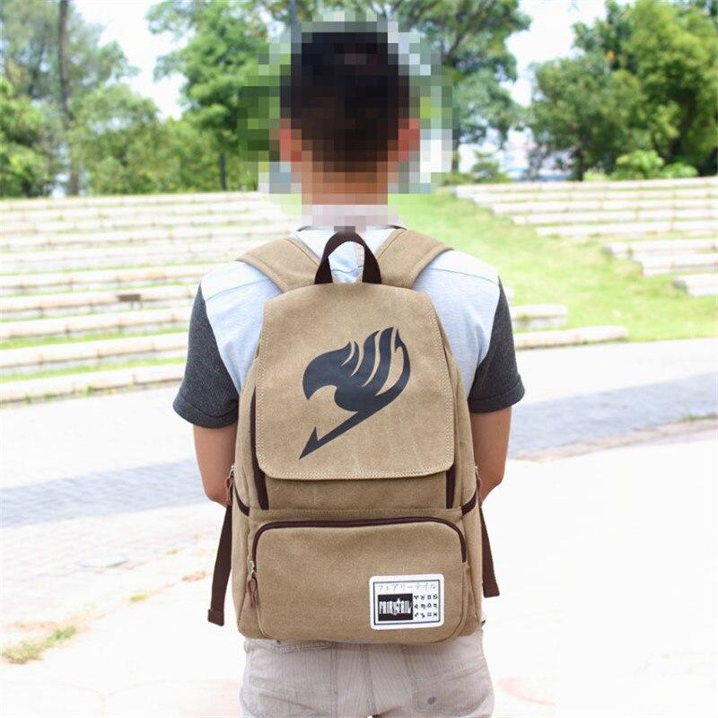 lona mochila casuais mochilas viagem Abacamento / Decoração : Nenhum