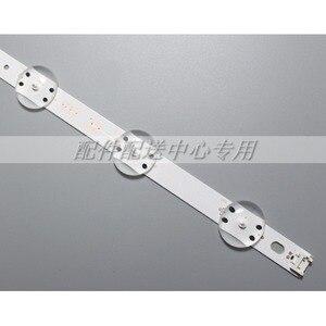 Image 2 - Светодиодная подсветка 32 дюймовая для LG 32LJ510V HC320DXN ABSL1 2143 LC320DXE (FK)(A2) 6916L 2855B 32 V17 ART3 2855 8 светодиодный s 660 мм, 3 шт.