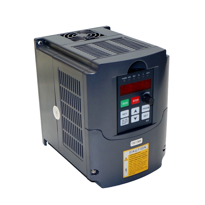 CNC machine de gravure bois routeur VFD graveur pièces fréquence convertisseur onduleur 1.5kw 2.2kw fréquence variable drive