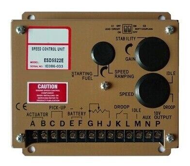 где купить Diesel generator Speed Control Unit ESD5220E дешево