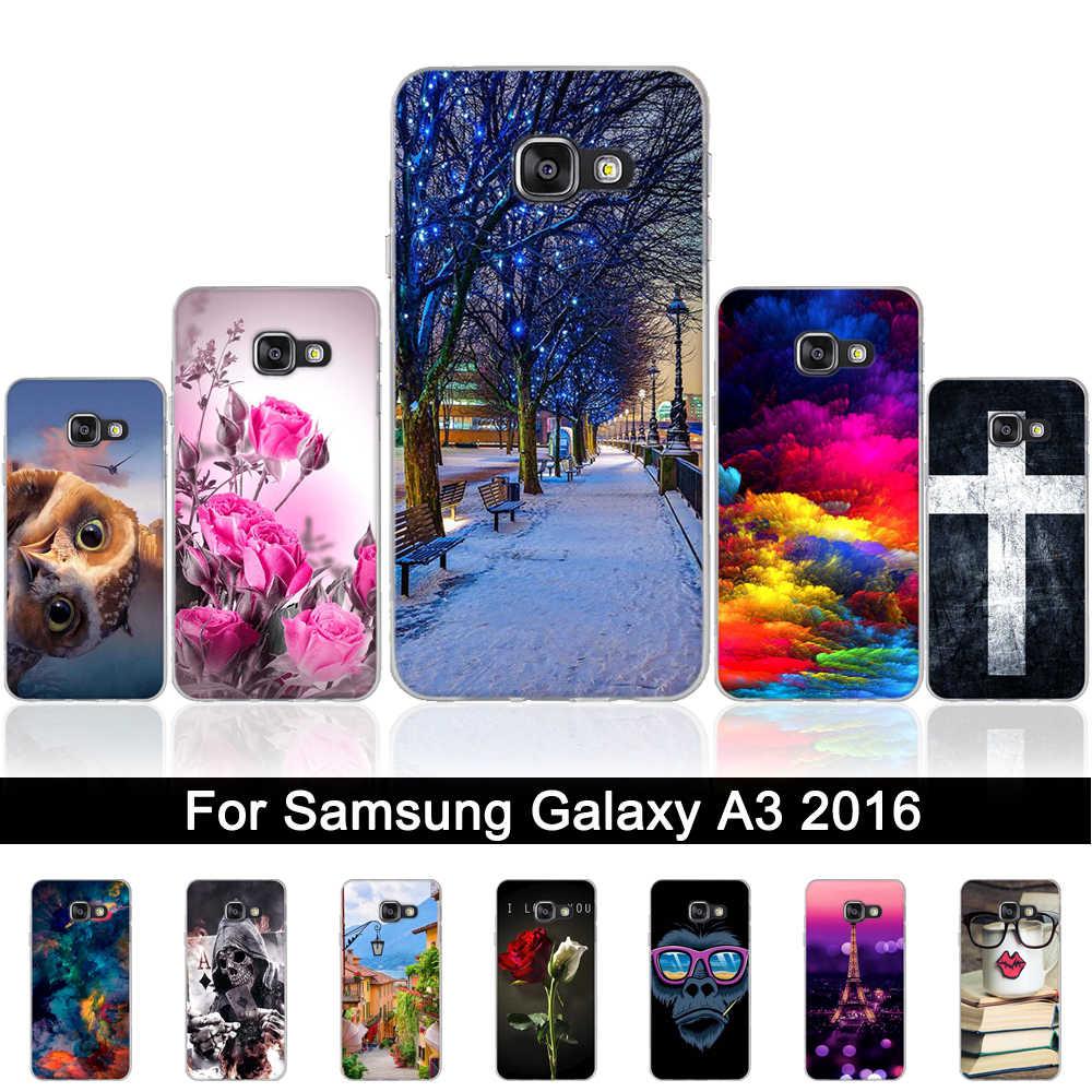 cover samsung a3 2016 silicone
