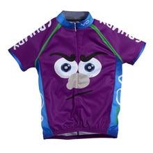 Señor gruñón niño maillot de manga corta de ropa deportiva ciclismo clothing transpirable bicicletas ciclismo jerseys ropa ciclismo