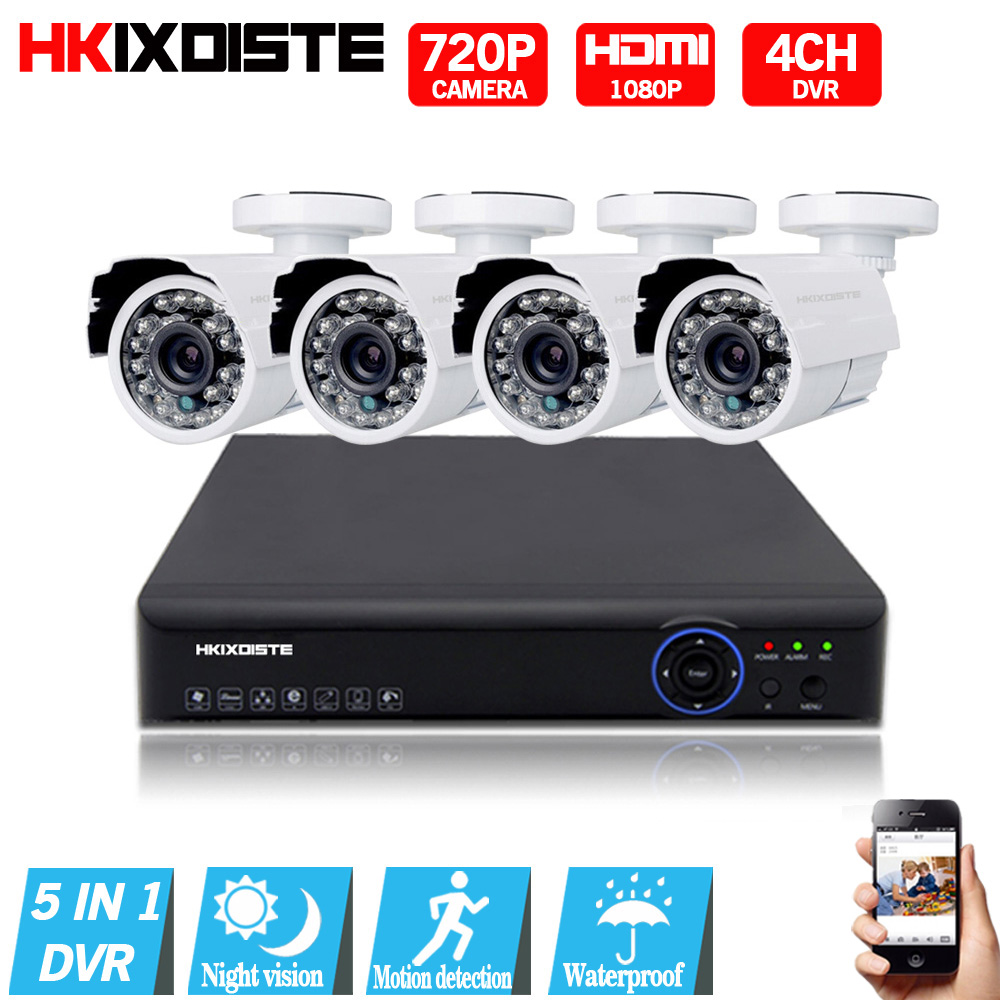 ANNKE 1PCS Real 960P Security Wifi Wireless Camera 100ft Night Vision US Cam NEW