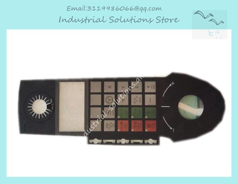 Новинка для 6FC5303-0AA00-2AA0 HT2 кнопочная пленка