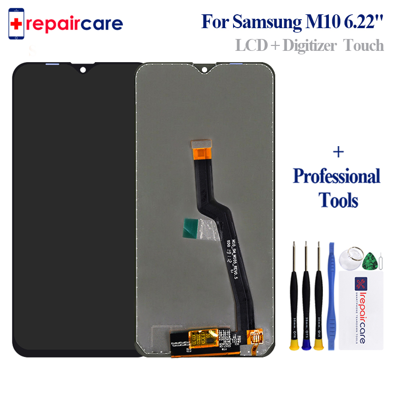 Original <font><b>LCD</b></font> For <font><b>Samsung</b></font> <font><b>M10</b></font> <font><b>LCD</b></font> M105 <font><b>LCD</b></font> Screen For <font><b>Samsung</b></font> <font><b>M10</b></font> M105F Display <font><b>LCD</b></font> Screen Touch Digitizer Assembly image
