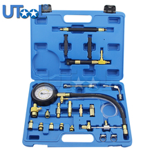 TU-114 Fuel Pressure Gauge Auto Diagnostics Tools For Injection Pump Tester