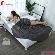 Cotton Weighted Blanket Aid Sleep Decompression Solid Color Spring Air Conditioning Gravity Quilt Gift 120x180CM
