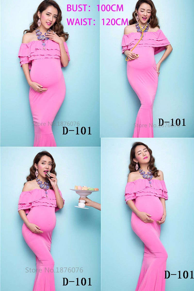 ZTOV Maternity photography props Pregnancy Clothes Lace Maternity ...