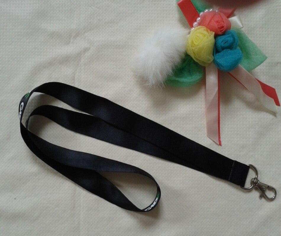 Новое поступление! заказной 15 мм черный полиэстер логотип напечатанный персональный недорогой шнурок, подарок для рекламных акций шнурок, 50 шт./партия