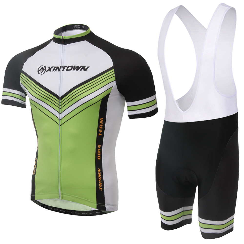faea41c1a XINTOWN BIKE TEAM Bicycle Cycling Clothing Cycle Clothes Wear Ropa Ciclismo  MTB Short Sleeve Cycling Jersey and Bib Shorts Kits-in Cycling Sets from  Sports ...
