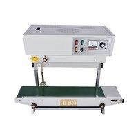 FR-900 Verical машина запечатывания  машина для сварки пластиковых пакетов  вертикальный упаковщик для упаковки жидкости или пасты