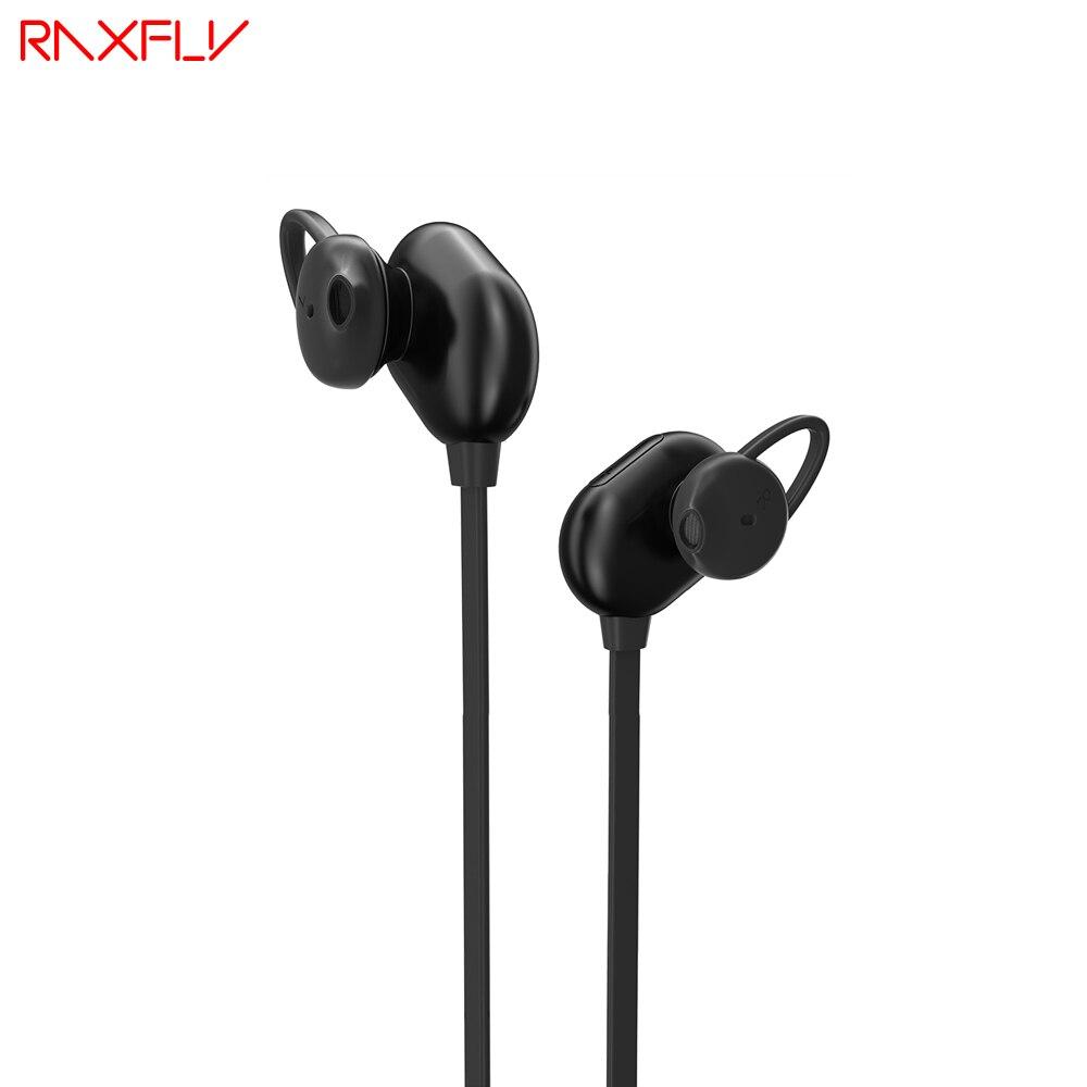 RAXFLY Wireless Bluetooth 4.1 Stereo Earphone Sport Running Earphones for iPhone Samsung Xiaomi Mini Earpiece With Microphone