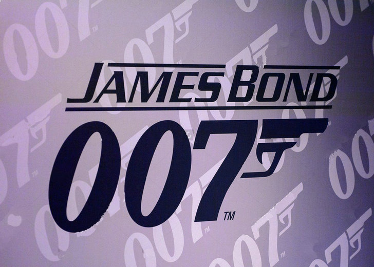 James Bond 007 Movie Purple Wall Photography Backgrounds Vinyl cloth Computer print wall photo backdrop image