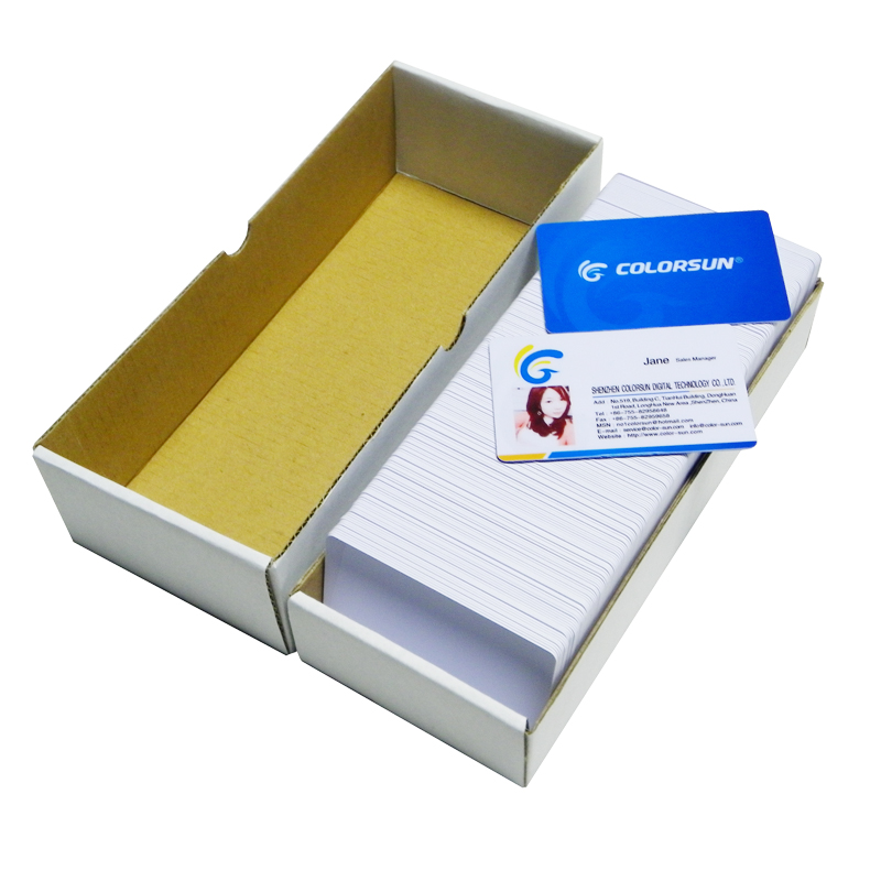 230PCS/Lot Printable Blank Inkjet PVC ID Cards For Canon for Epson Printer P50 A50 T50 T60 R390 L800 waterproof 8000pcs lot 125khz inkjet printable pvc id card em4100 tk4100 for epson printer canon printer