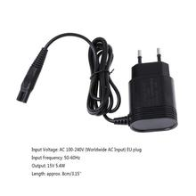 2-зубец Зарядное устройство EU Plug Мощность адаптер электробритва Зарядное устройство для электробритвы PHILIPS HQ8505