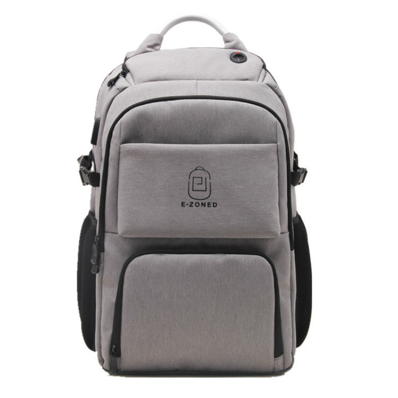 External USB Charge Backpack Male Mochila Escolar business Laptop Backpack men Computer Backpack school bags for teenager boys