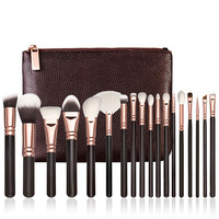 Hot Brand Makeup Brush 8 12 15 Pcs COMPLETE MAKEUP BRUSH Set Professional Luxury Set Make