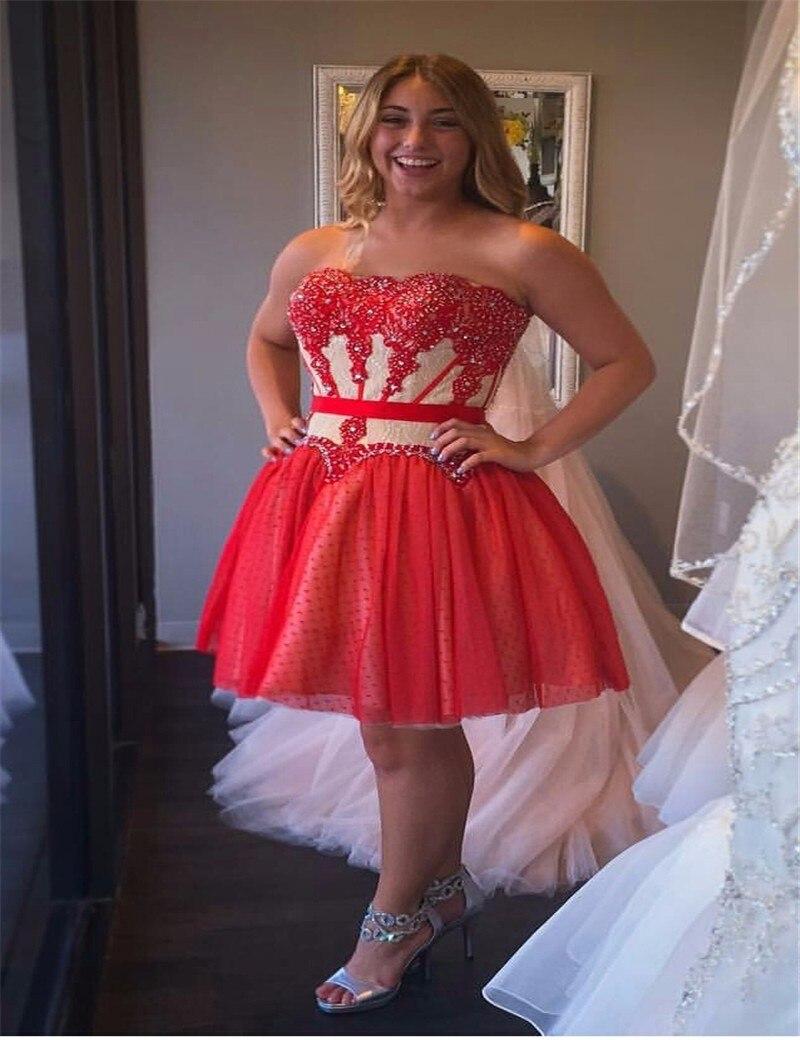 Plus Size Short Prom Dresses Cheap – Fashion dresses
