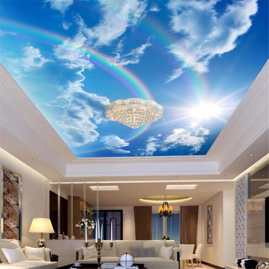 Bedroom Ceiling Sky Design Tosmun