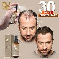 Очищающая эссенция для роста волос спрей продукт для предотвращения облысения укрепляющий против выпадения волос питает корни легко перен...