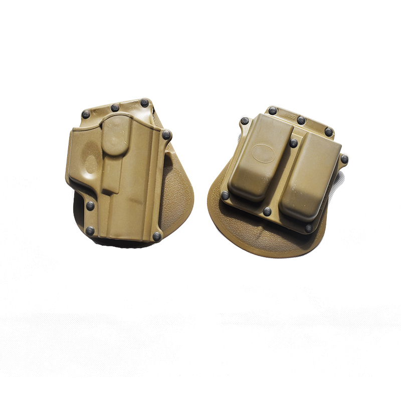 New Holster P99 WA99 Paddle Style Double RH Pistol Tactical Military Army Magazine Paddle Holste|holster p99|military pistol|pistol paddle - title=