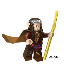 1PCS model building blocks action figures starwars superheroes Elrond The Lord of the Rings kit dolls diy toys for children gift(China)