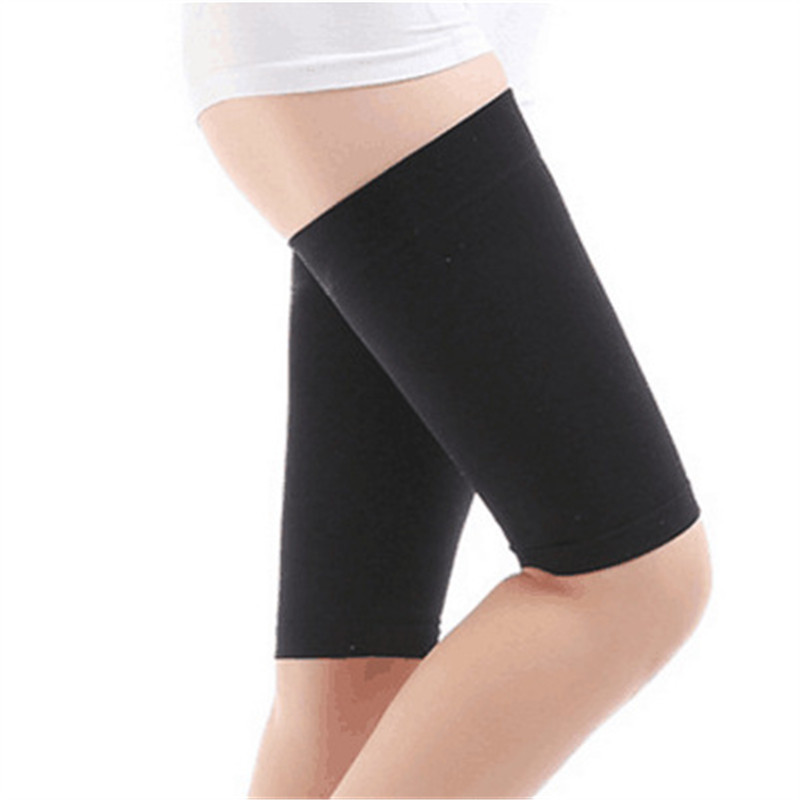 51576ffd8ddda Detail Feedback Questions about 2Pcs lot High Elasticity Fat Burning Thigh  Slimmer Pressure Socks Shapewear Girdle for Women Girl Lady Slim Thigh  T223OLD on ...