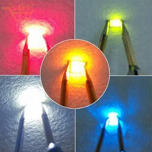 5 colors x100pcs =500pcs SMD 0805 led Super Bright Red/Green/Blue/Yellow/White Water Clear LED Light Diode