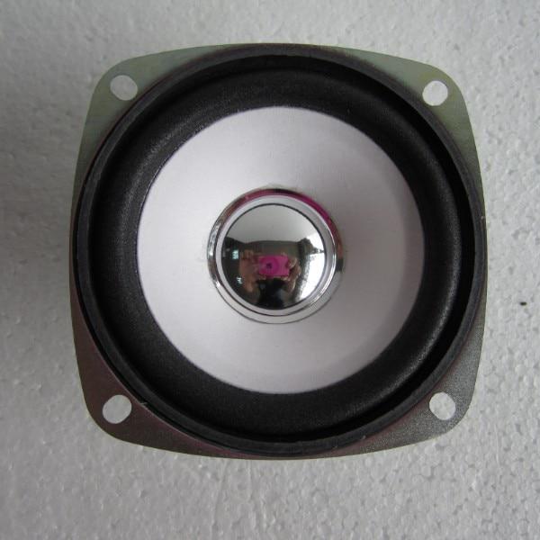 2pcs/pack 3 inch 4 ohm 10 watt speaker Full range stereo tweeter