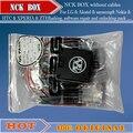 100% Original NCK Caja con 16 Cables Completo activado/Desbloqueo de Reparación y Flash envío gratis