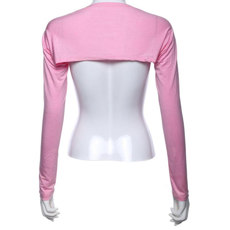 Hayaa Fashion One Piece Sleeves Arm Warmers Cover Shrug Bolero Hijab Muslim 20 Colors