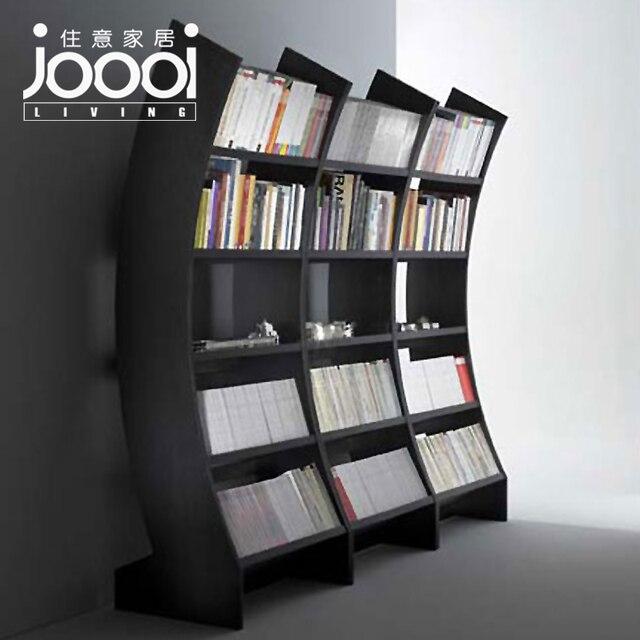 MOVE Arc Joooi Home Bookshelf Minimalist Modern Creative Personality Bookcase Shelf