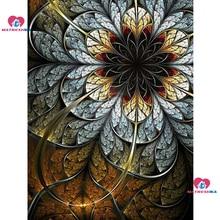 Алмазная картина 5d, полностью сверлильные квадратные картины, стразы, алмазная вышивка, цветы, алмазная живопись, полная круглая вышивка бисером