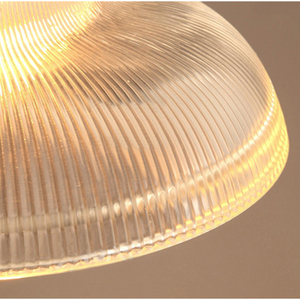 Image 4 - Vintage Pendant Lights Glass luminaire Loft Retro Hanglamp Creative Industrial deco maison Lighting Fixtures E27 Restaurants Bar