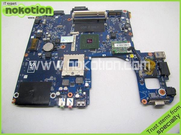 BA41-00865A for SAMSUNG R60 Laptop motherboard PRAHA-SRI INTEL ATI graphic chip DDR2 mainboard ba92 05127a ba92 05127b for samsung np r60 r60 laptop motherboard ddr2 intel ati rs600me