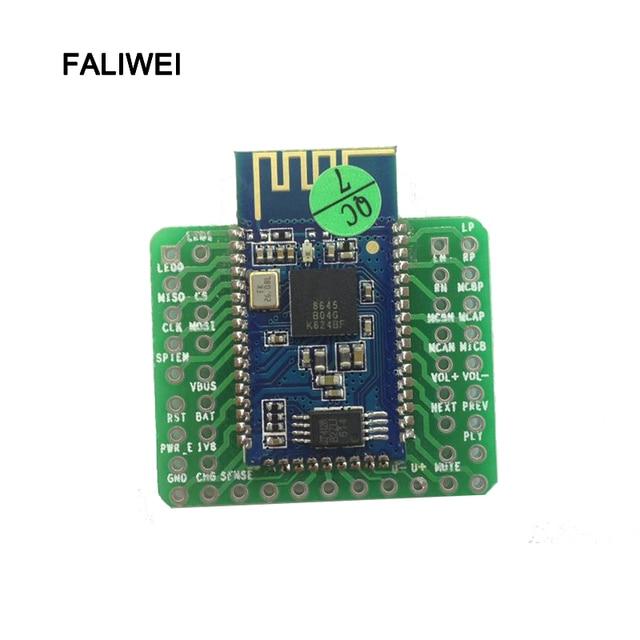 1pcs/lot CSR8645 APT-X / High Fidelity Bluetooth 4.0/ Receiver Board /3.7V/4.2V  good quality