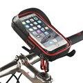 Держатель для телефона  универсальная велосипедная подставка для мобильного телефона  водонепроницаемая сумка для iphone X 8 S8 S9 GPS  держатель д...